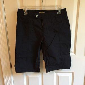 Black royal Robbin shorts